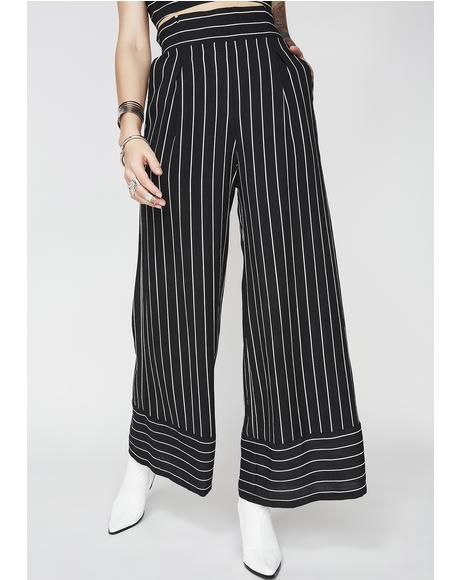 Direct Wide Leg Pants