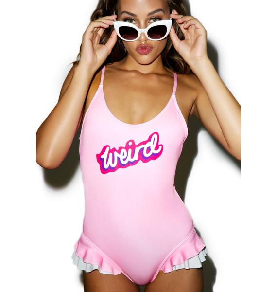 Lazy Oaf Weird One Piece