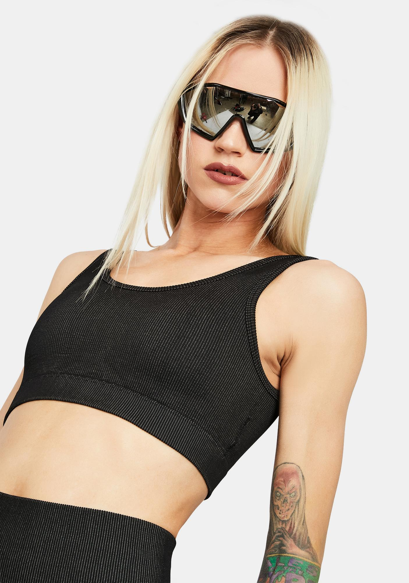 Give Your All Sports Bra