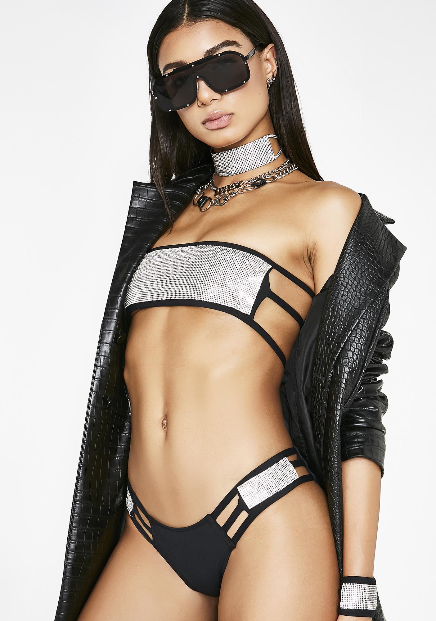 Poster Grl Taste My Luxury Diamond Panties