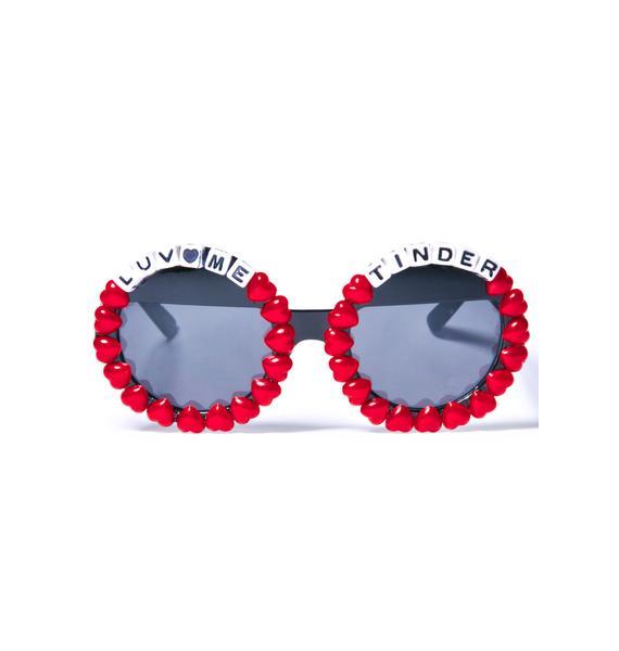 Rad and Refined Tru L0V3 Sunglasses