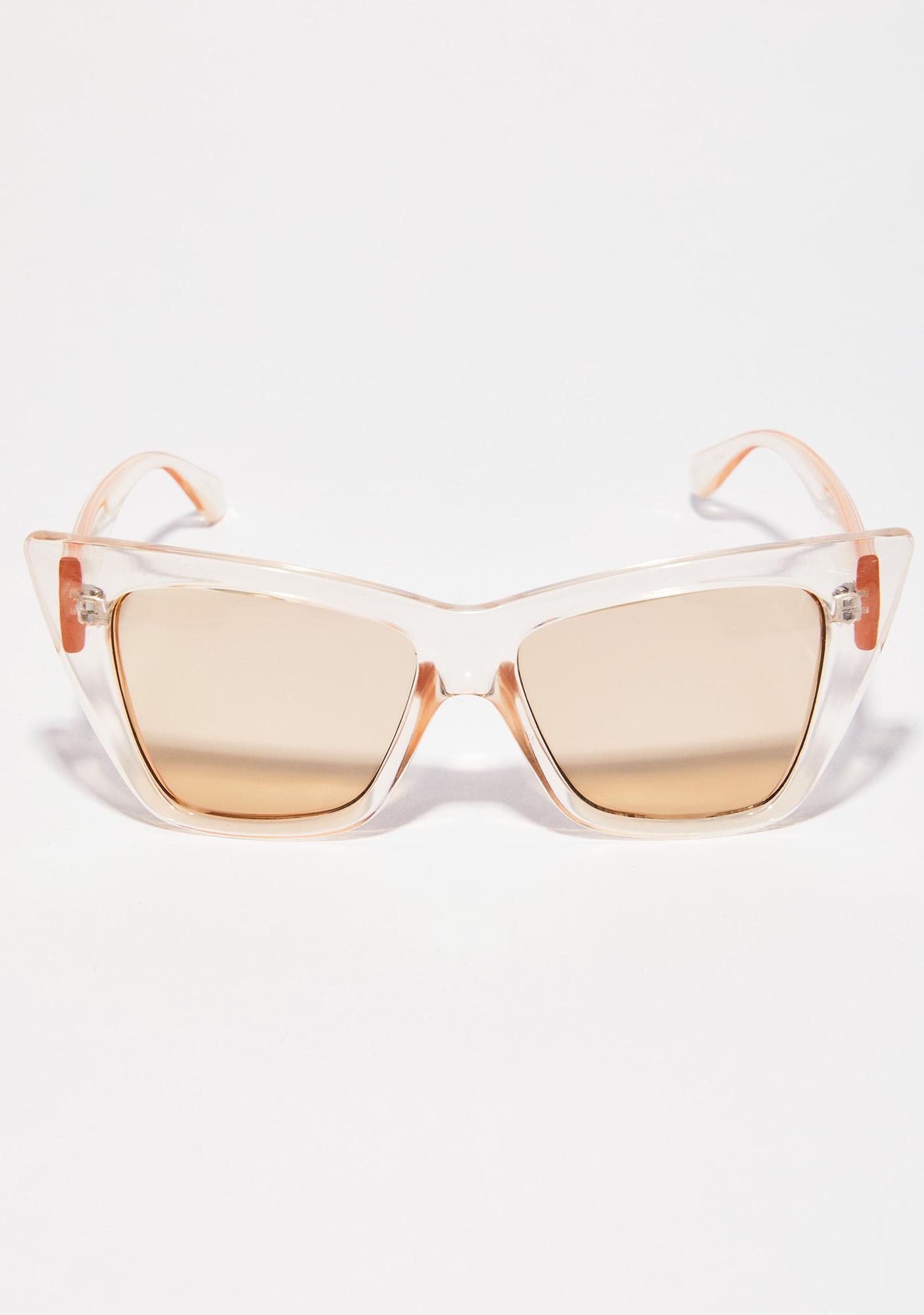 Hollywood Hillz Cat Eye Sunglasses