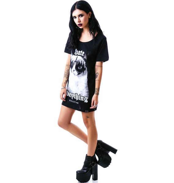 Killstar Grumpy T-Shirt