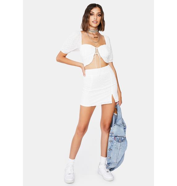 Raison D'Etre Skirt Set