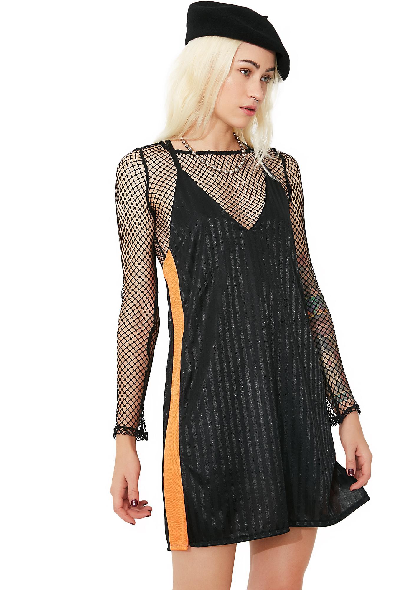 The Ragged Priest District Dress