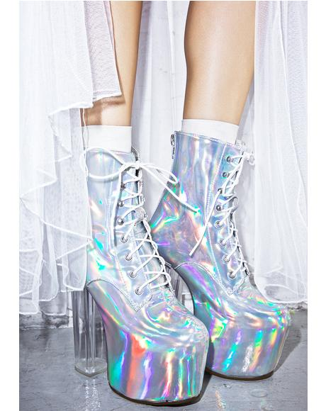 Galactica Boots
