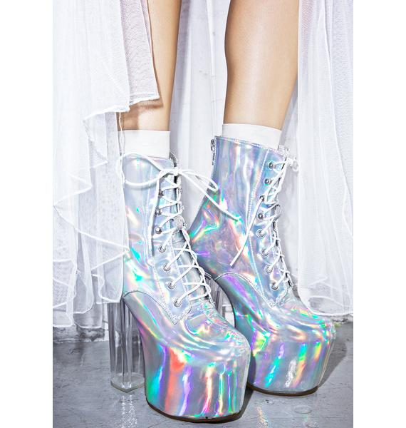 Current Mood Galactica Boots
