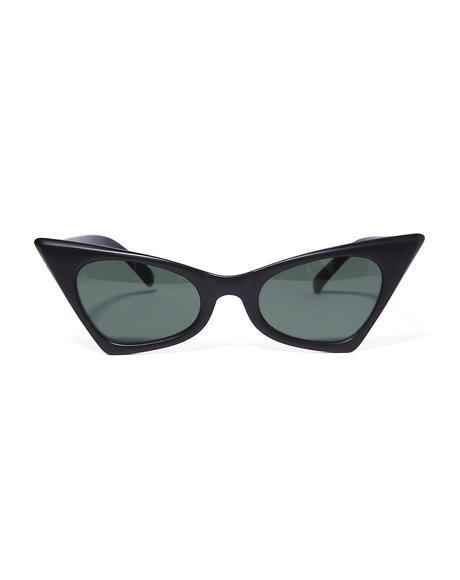 Matte Foxy Sunglasses