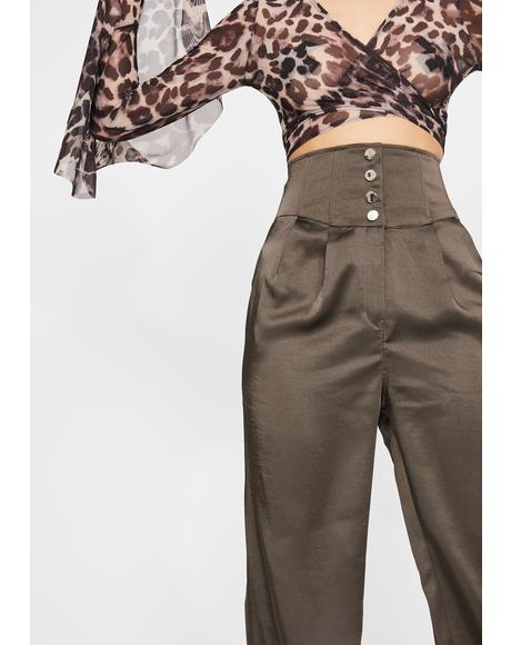 Ace High Waist Pants
