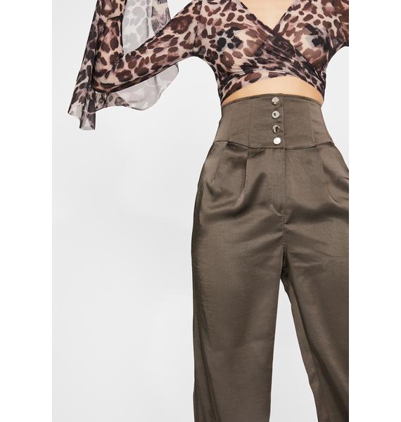 STEELE Ace High Waist Pants