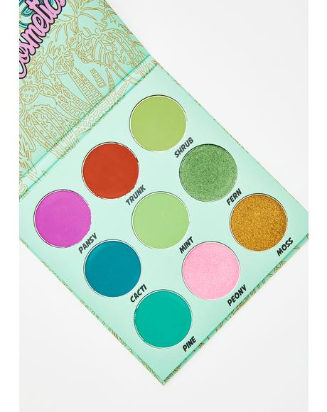 Totally Botany Eyeshadow Palette