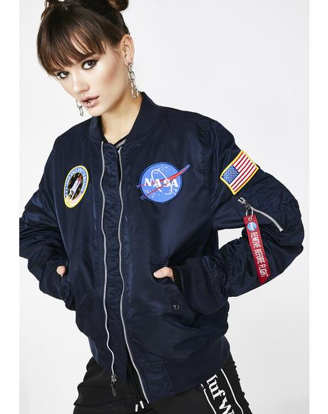L-2B NASA Flight Jacket