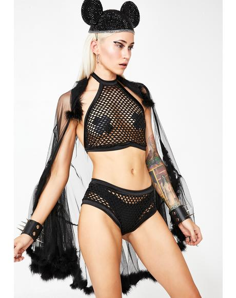 Storm Rager Fishnet Set