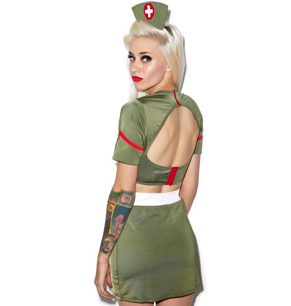Go Army Nurse Costume