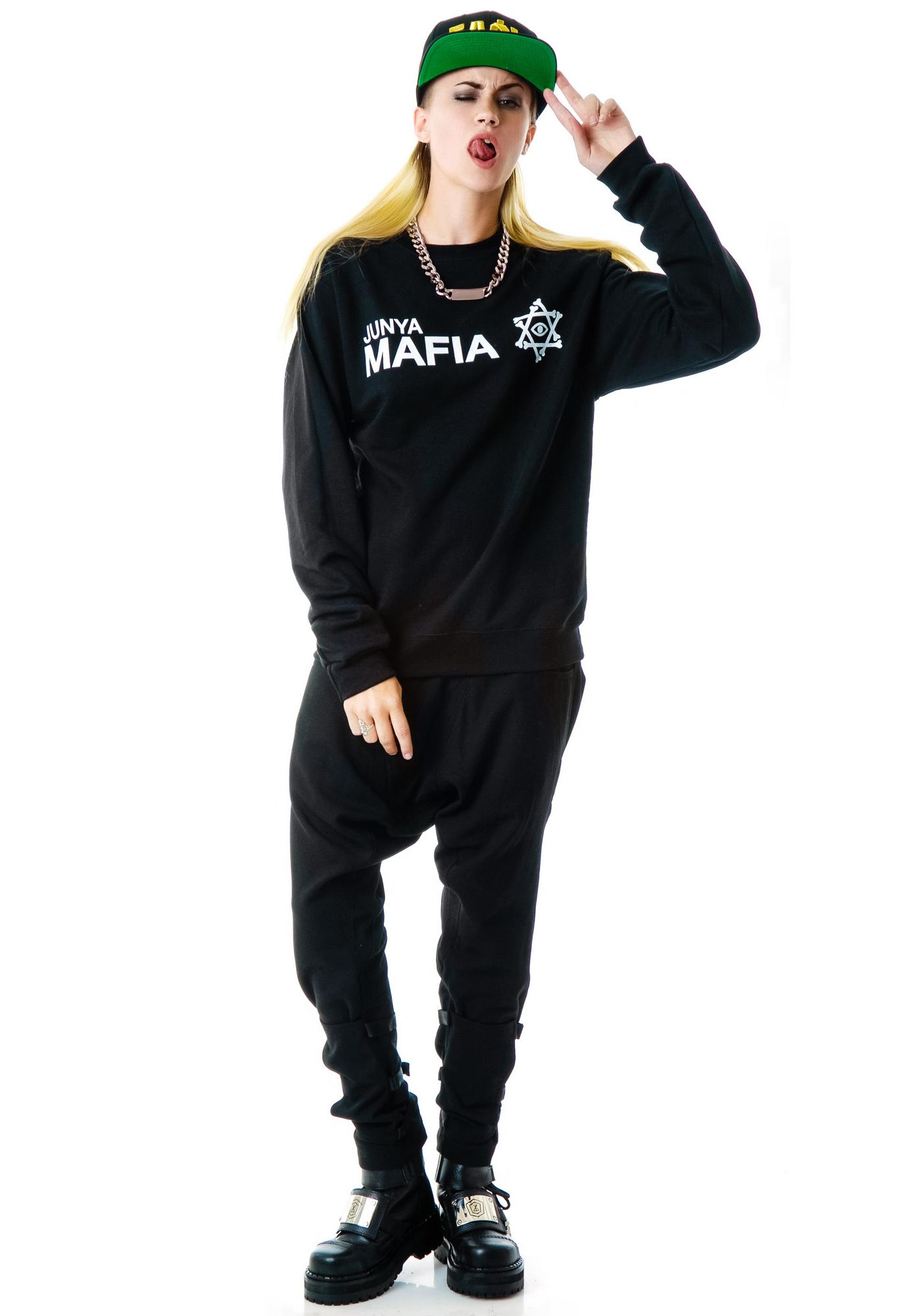 Mafia Sweater