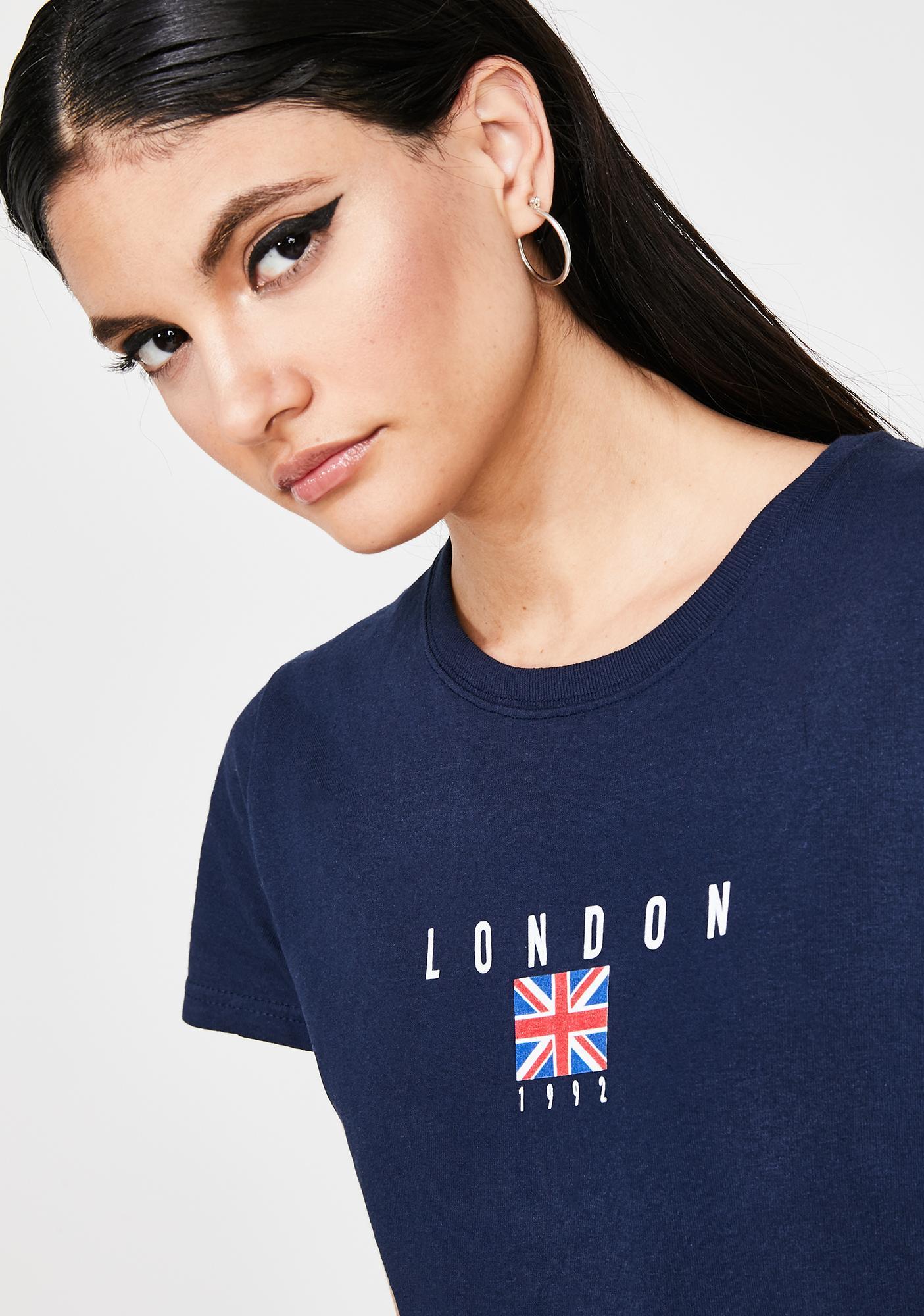 Daisy Street London Boyfriend Tee