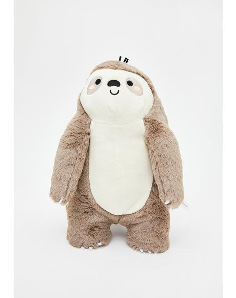 Sloan Sloth Toasty Plush Toy
