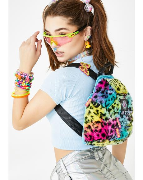Cheetah Child Mini Hydration Backpack
