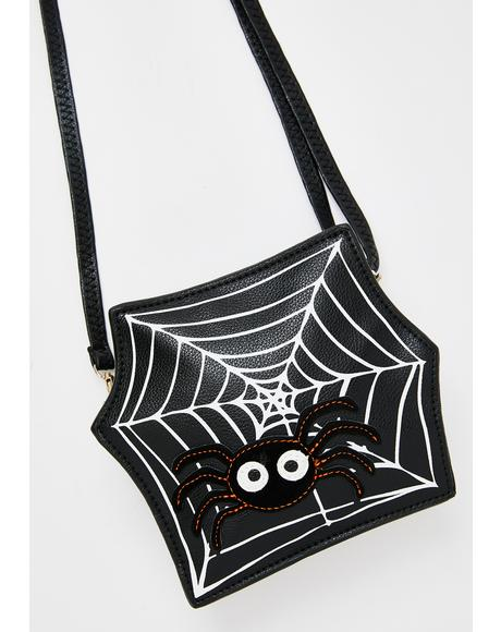 Creepy Crawler Shoulder Bag