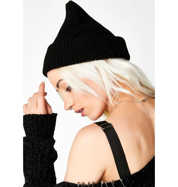 Lose Yourself Pierced Beanie