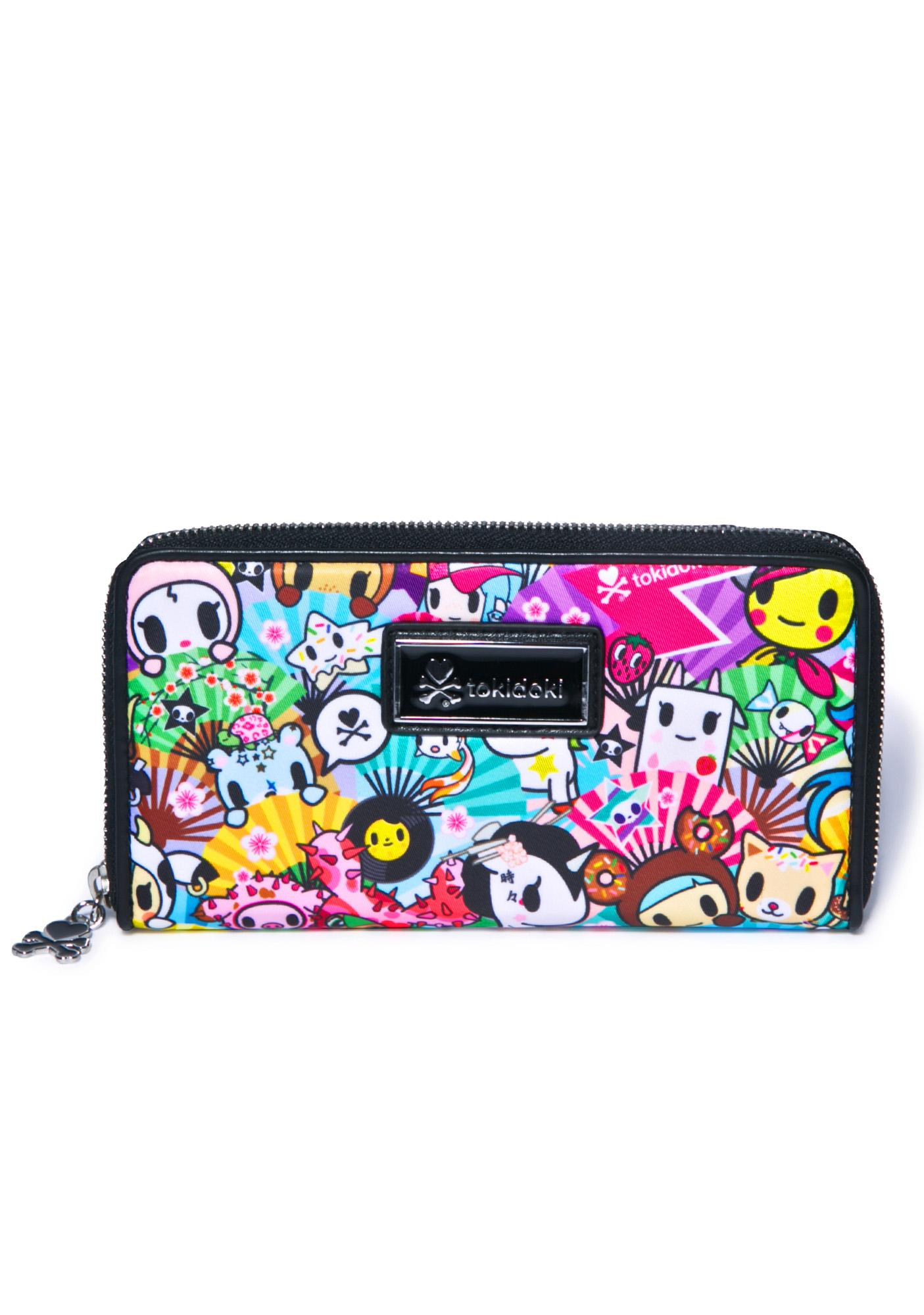 Tokidoki Superfan Collection Wallet