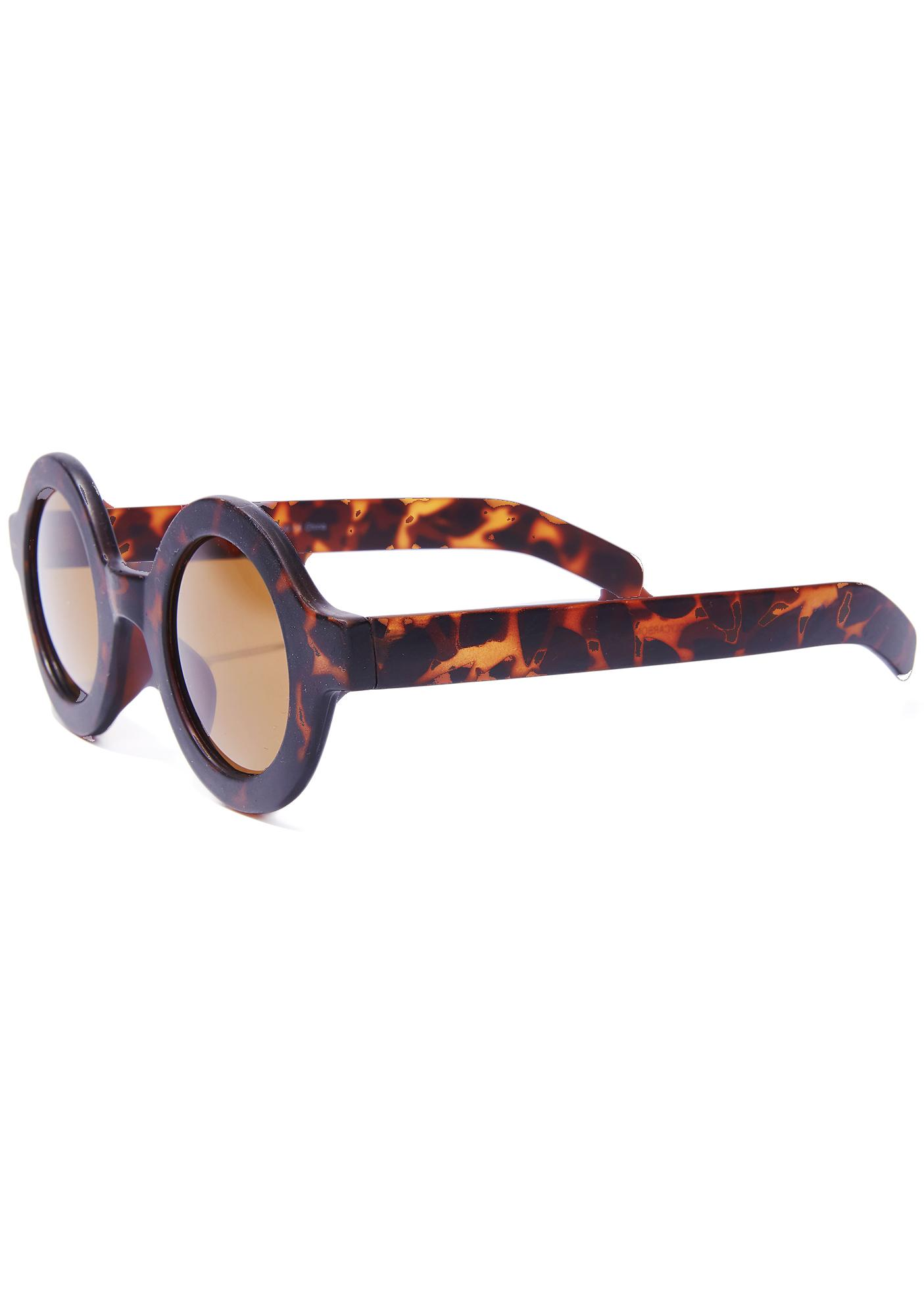 Fully Booked Round Sunglasses