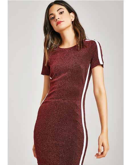 Swish Swish Sporty Dress