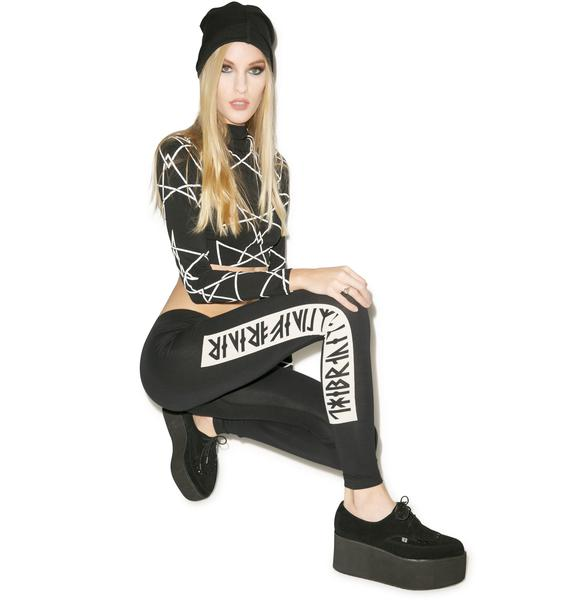Long Clothing Brave Leggings