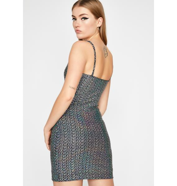 Glow Out Sequin Dress