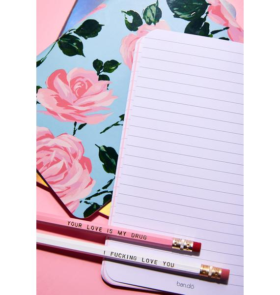 Hold That Thought Notebook Set