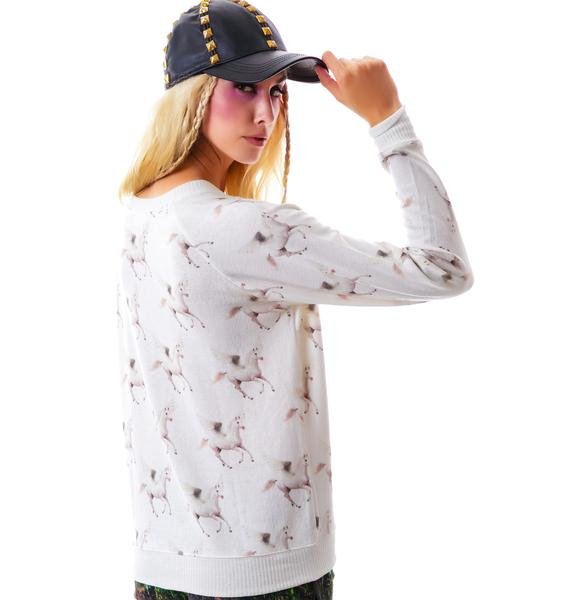 All Things Fabulous Pegasus Raglan