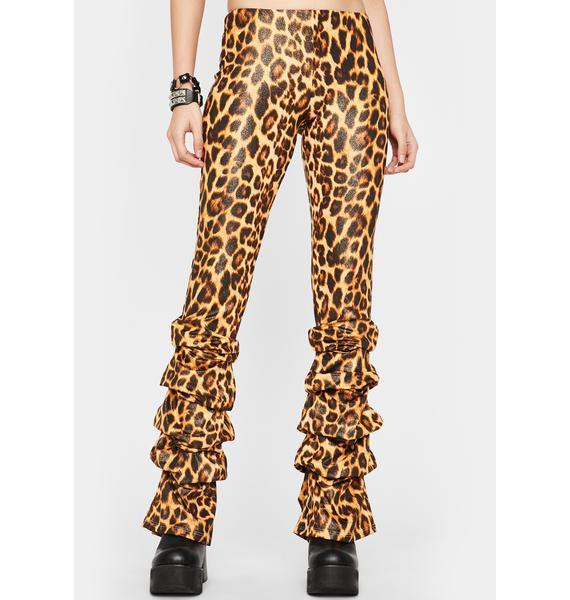 Terrorizing Thots Leopard Pants