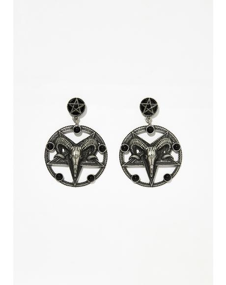 Templar Earrings