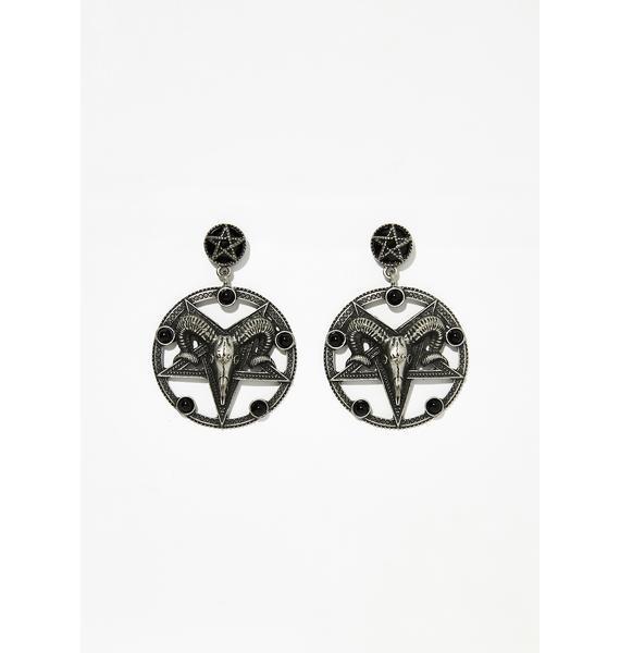Killstar Templar Earrings