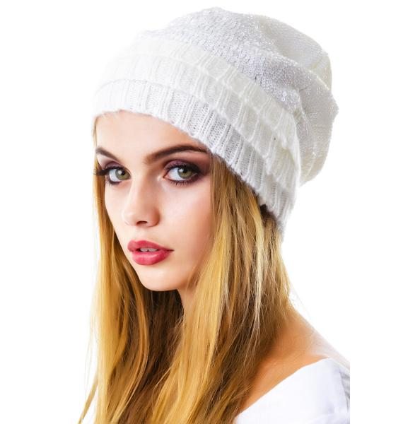 Wildfox Couture Ballroom Layered Beanie