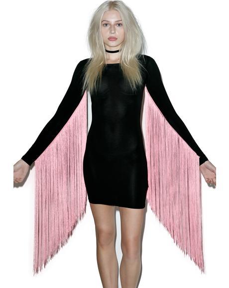 Pink Huntress Dress
