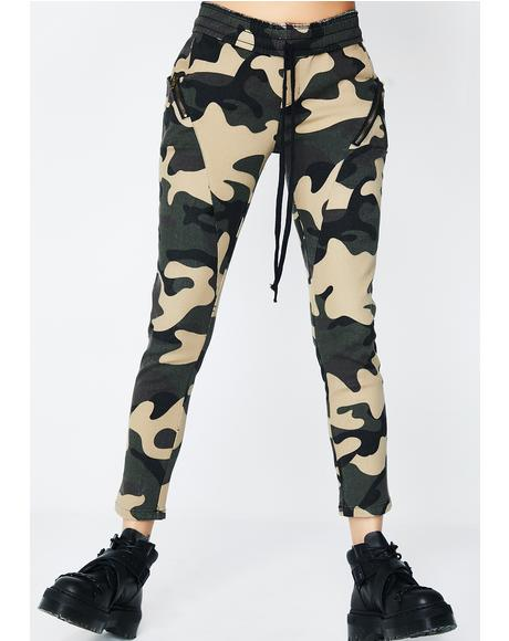 Beyond Enemy Lines Camo Pants