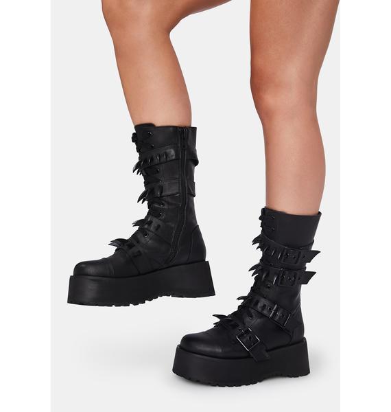 Club Exx Break The Apex Spike Boots