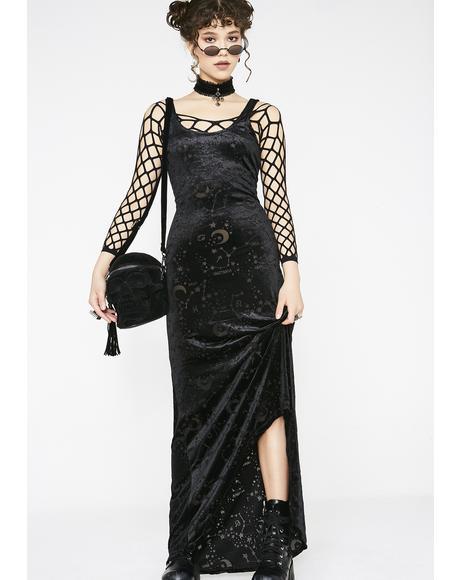 Lyra Maxi Dress