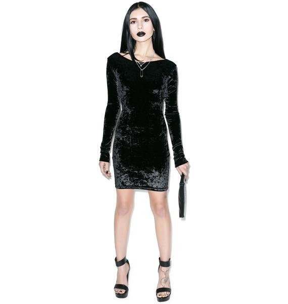Black Wednesday The Supreme Dress