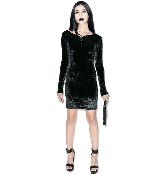 Black Wednesday The Supreme Dress