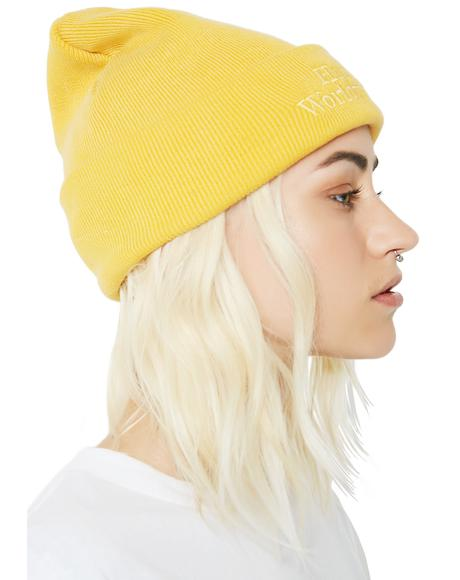 Worldwide Overdyed Beanie