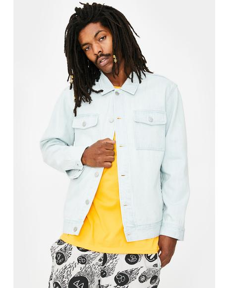 Simon Denim Trucker Jacket