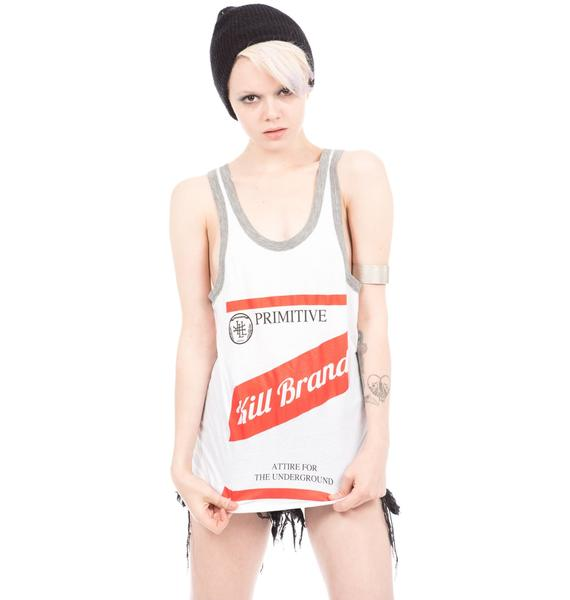 Kill Brand Primitive Tank