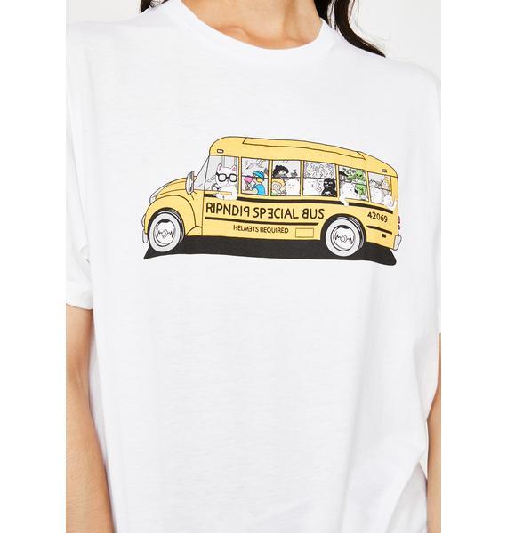 RIPNDIP School Bus Graphic Tee