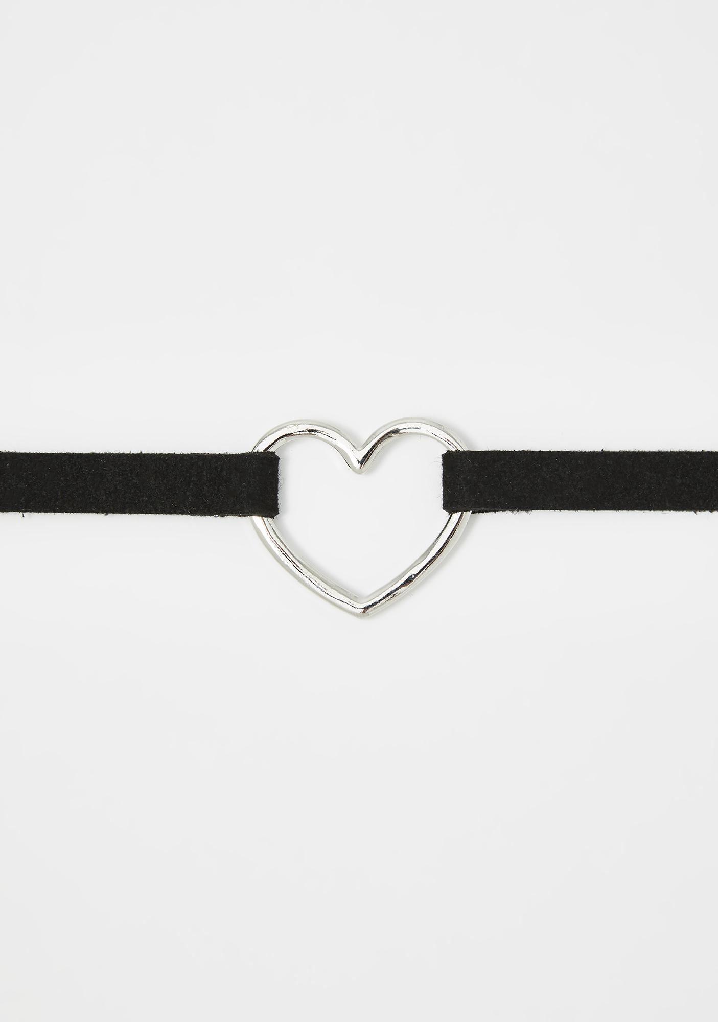 Hardcore Heartthrob O-Ring Choker