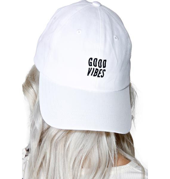 CRSHR Good Vibes Dad Hat