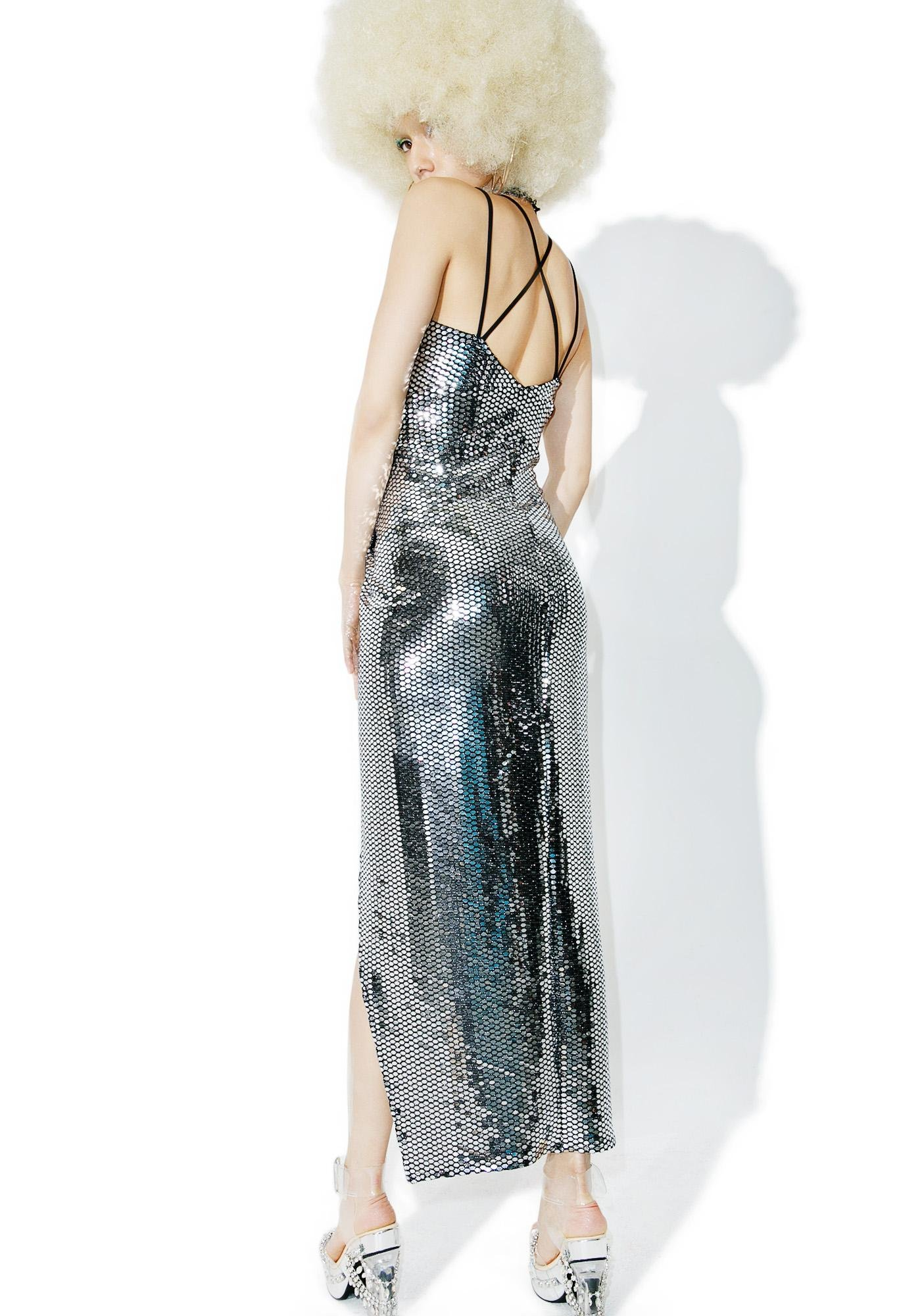 Hollywood Sequin Dress