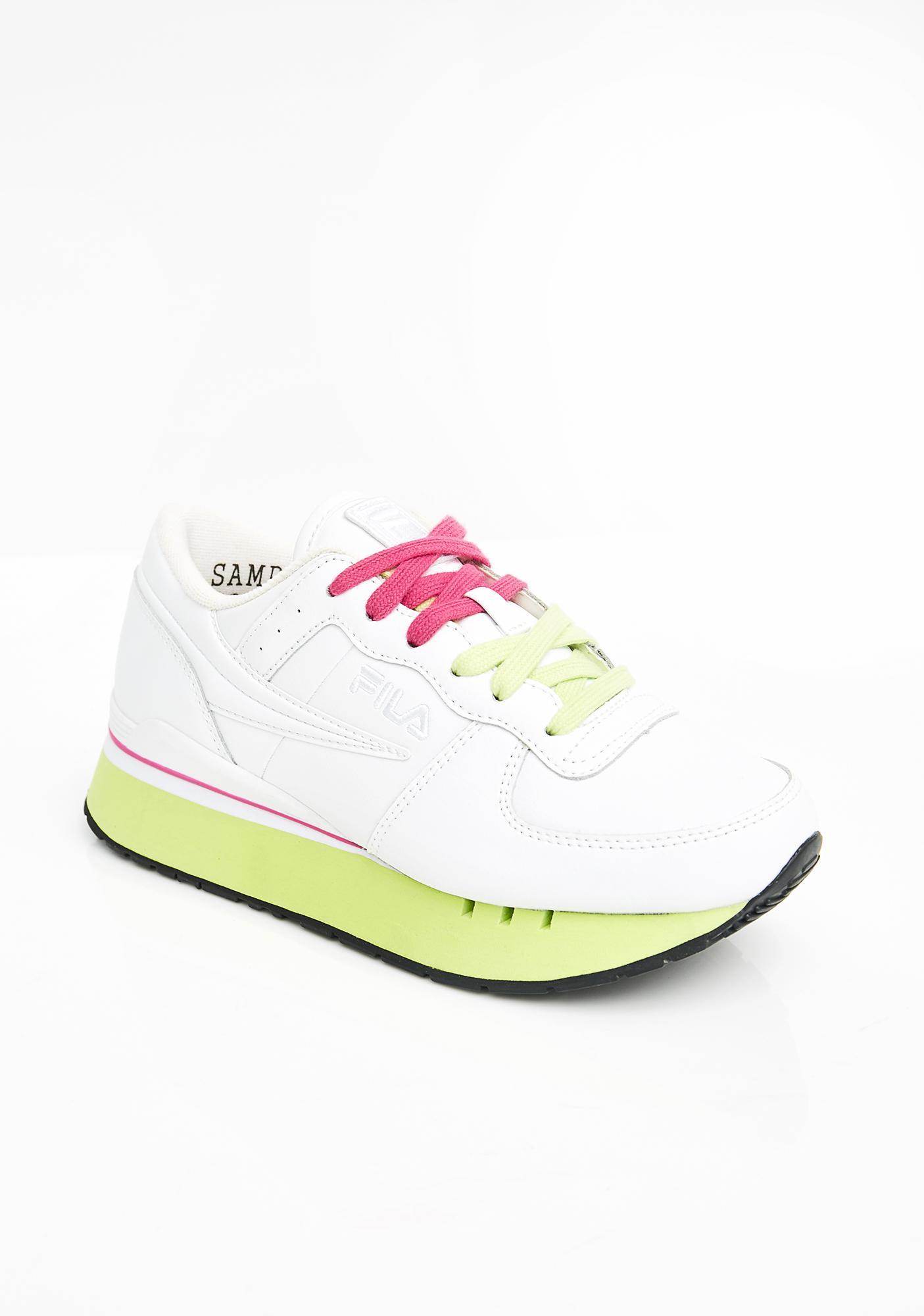 Fila Nuclear Original Running Primavera Sneakers