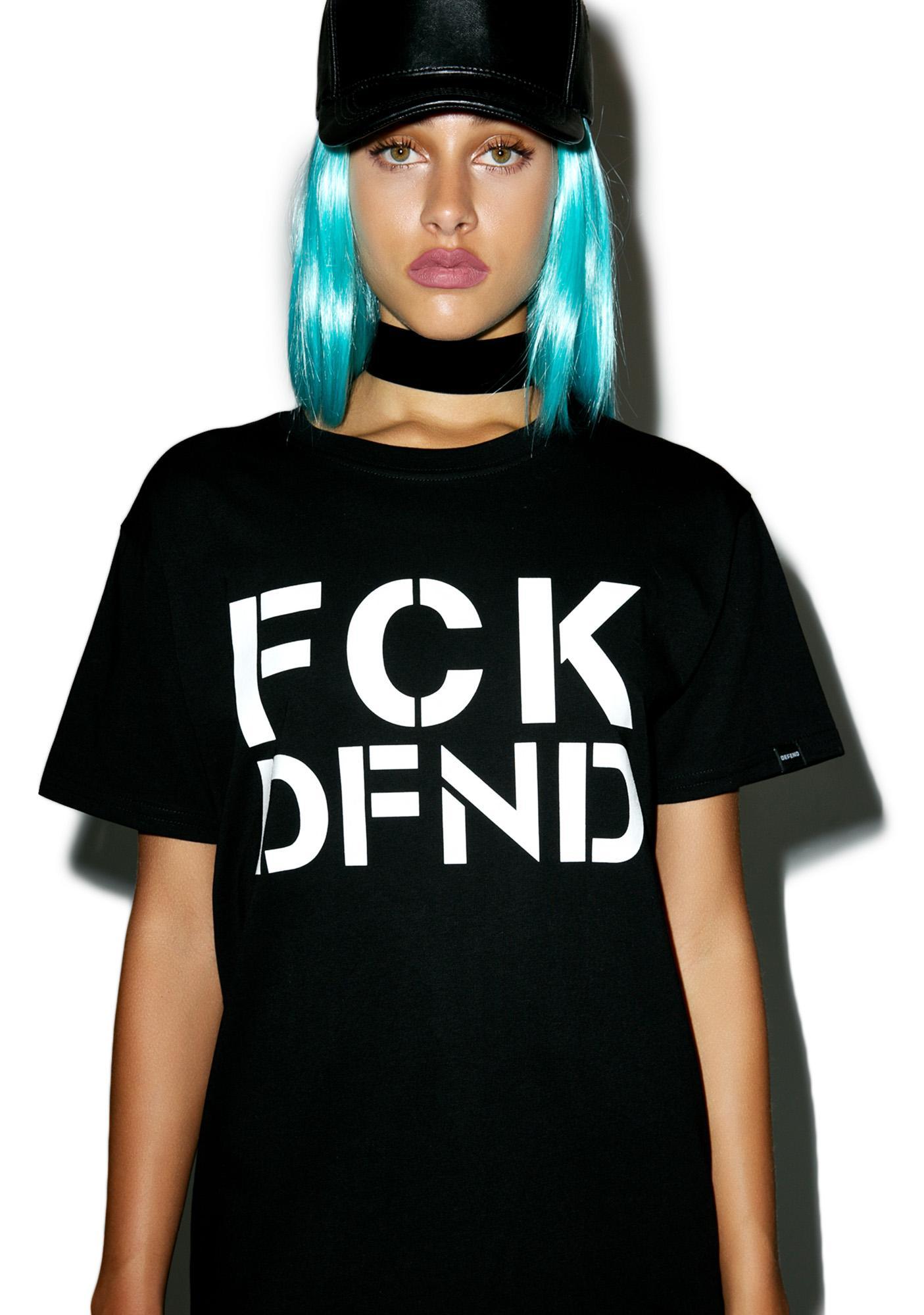 Defend Paris Guy T-Shirt